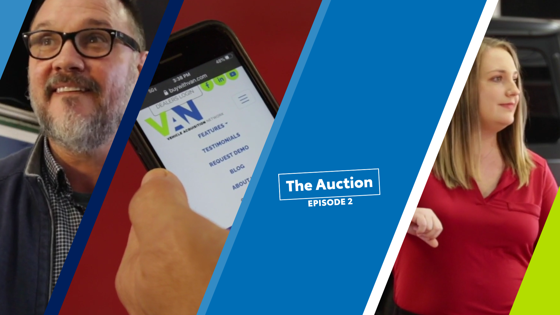 The Auction, Episode 2