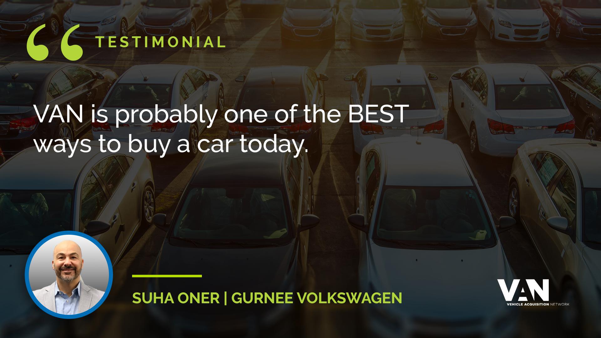 Gurnee Volkswagen GSM Suha Oner