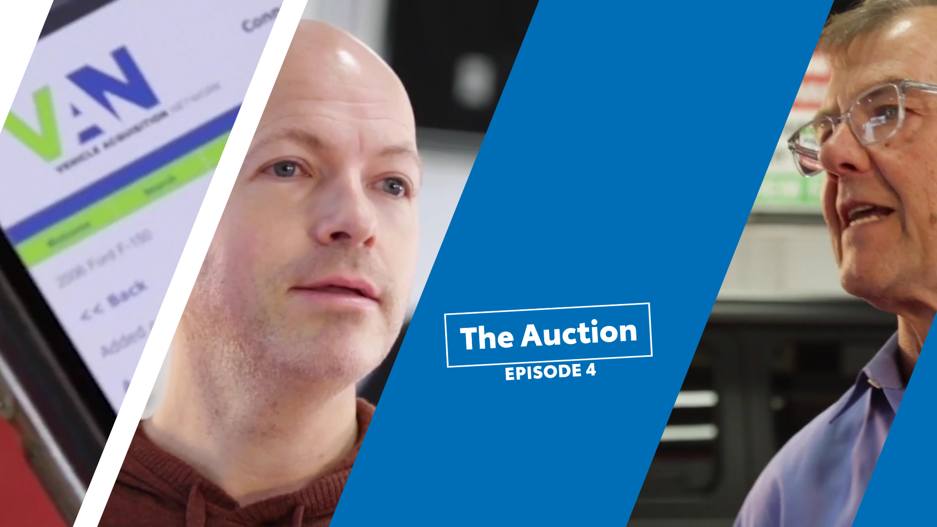 The Auction, Episode 4. The Overbidder