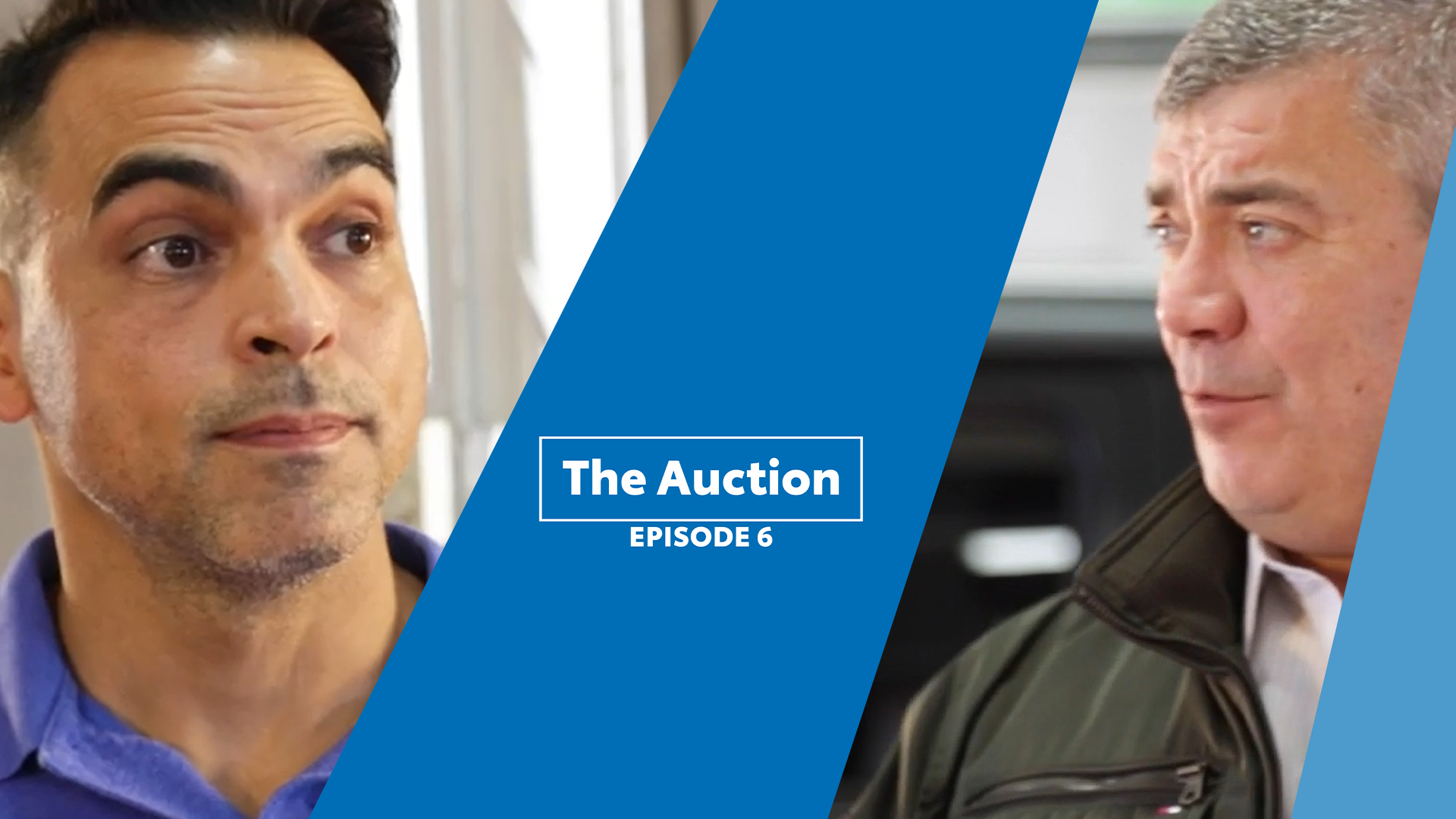 The Auction, Episode 6: Playing a Round