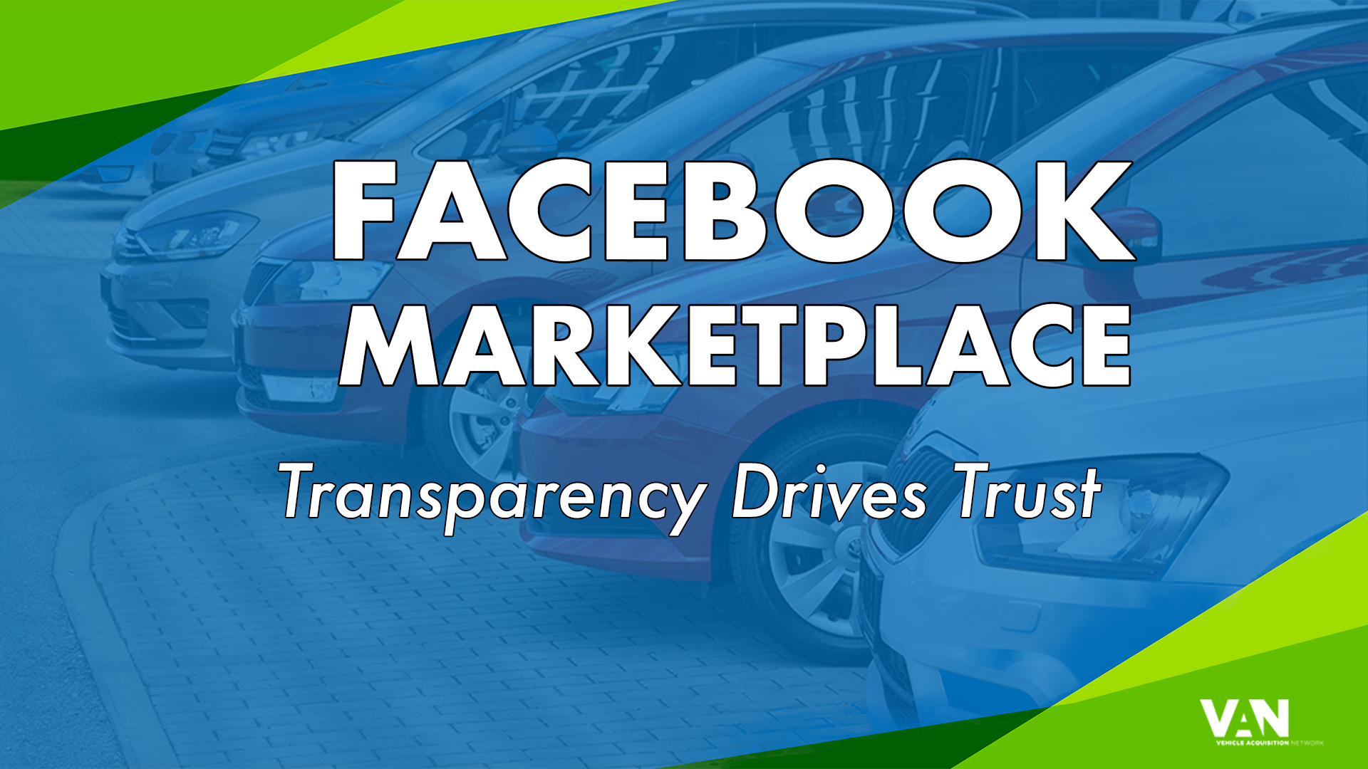 Transparency drives trust on Facebook Marketplace